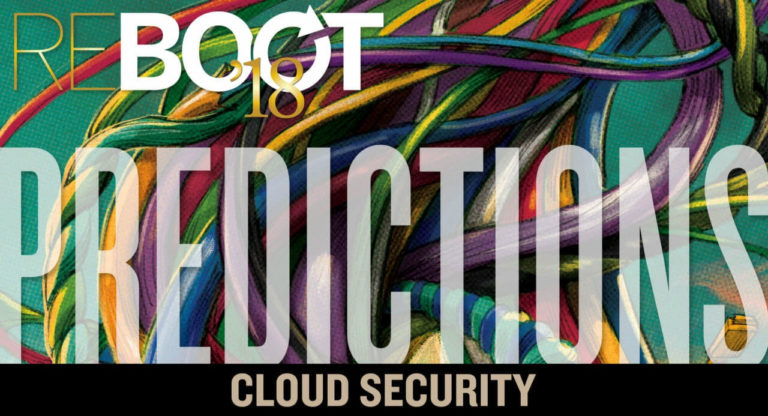 Cloud Security Predictions graphic
